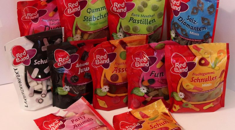 Red Band Fruchtgummi