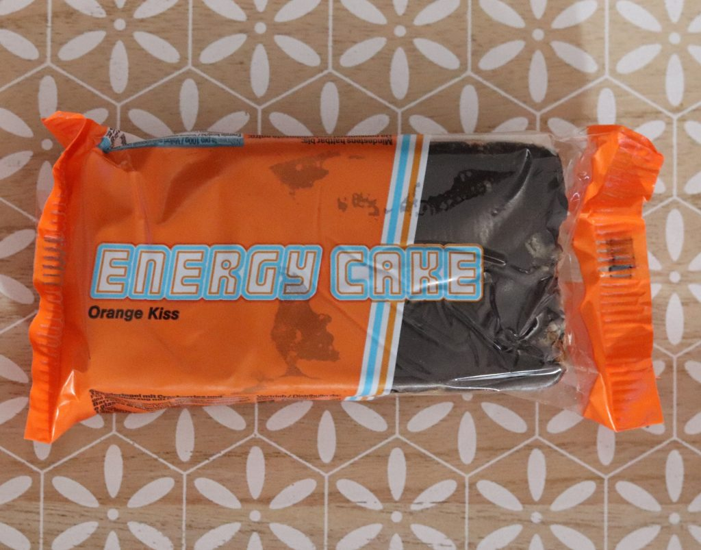 Energy Cake Orange Kiss