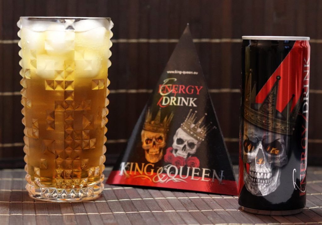King & Queen Energy Drink