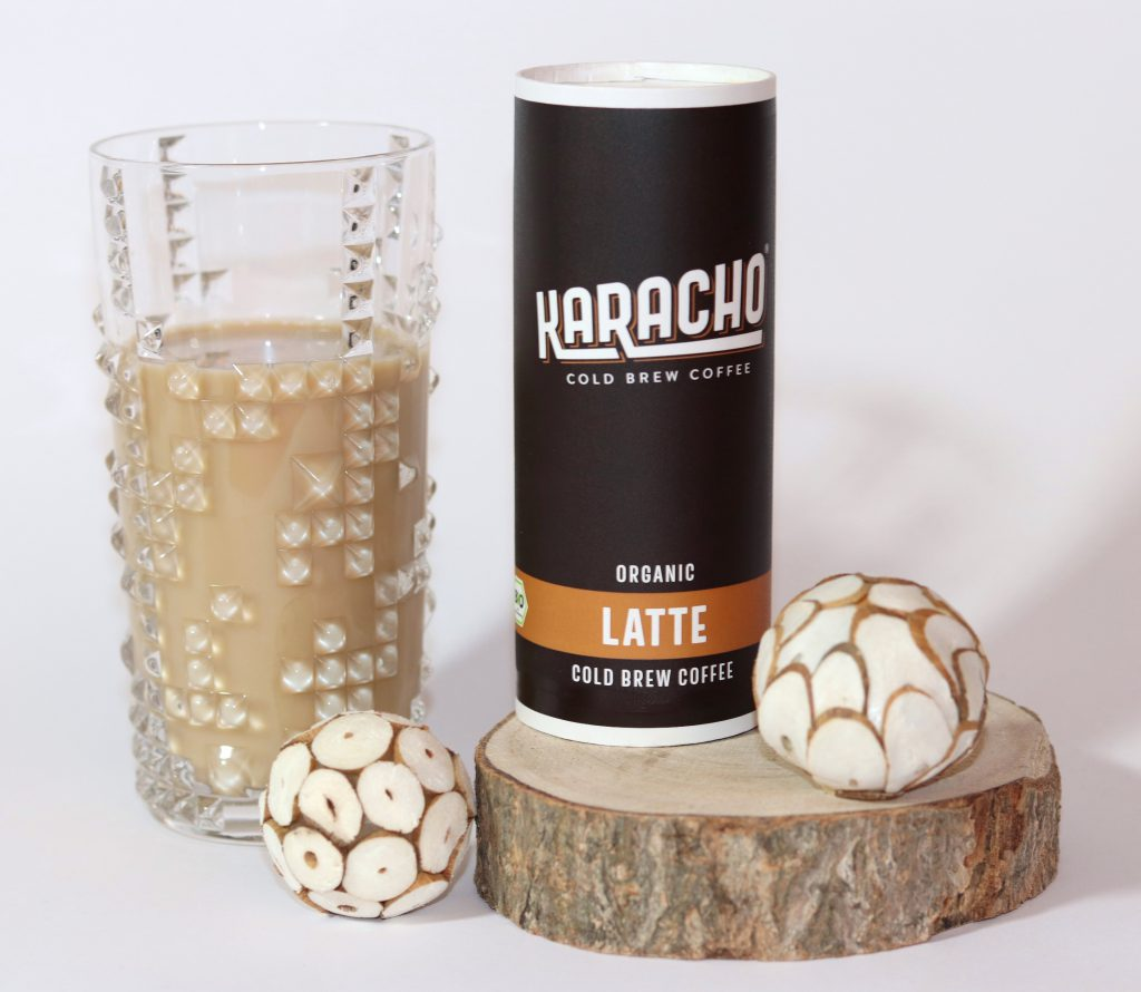 Karacho Cold Brew Coffee Latte