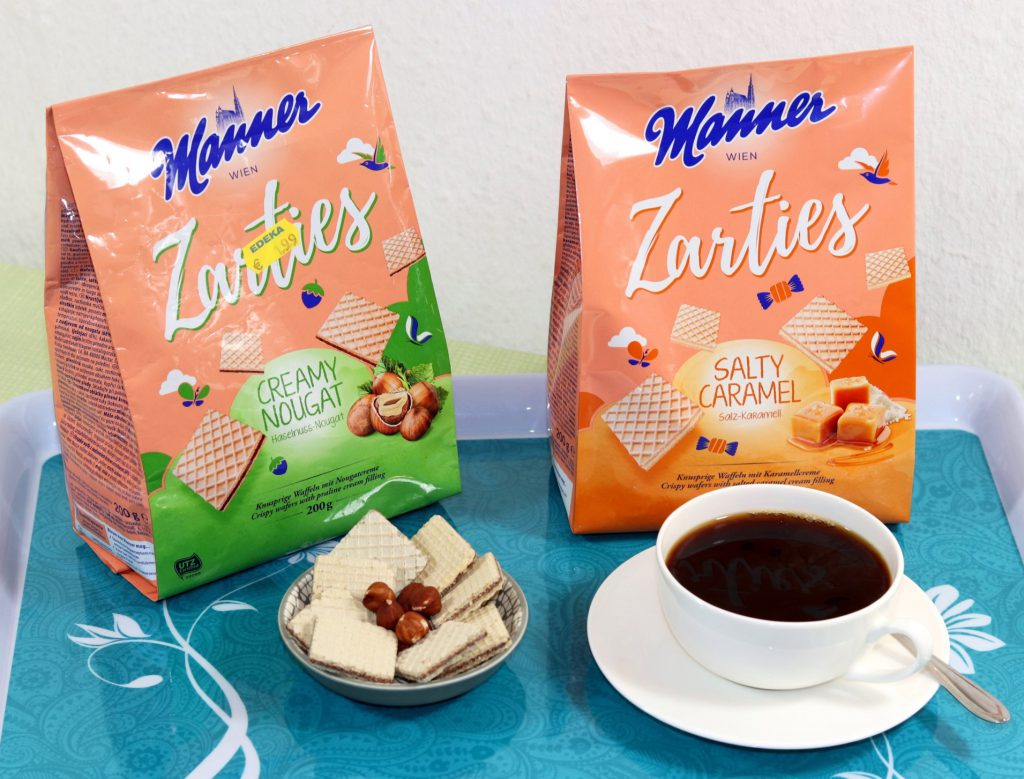 Manner Zarties Zartwaffeln
